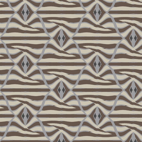 Encanto (Gray) fabric by david_kent_collections on Spoonflower - custom fabric