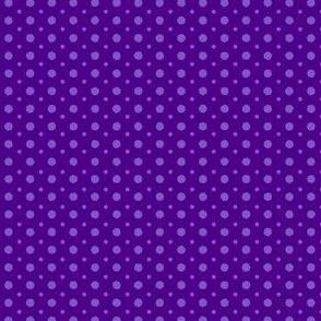 Halloween Polka Dots 1