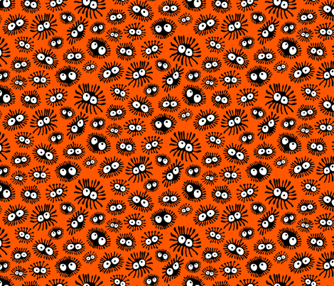 SpiderSquish fabric by caitlinrose on Spoonflower - custom fabric