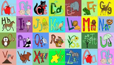 alphabet soup baby blocks