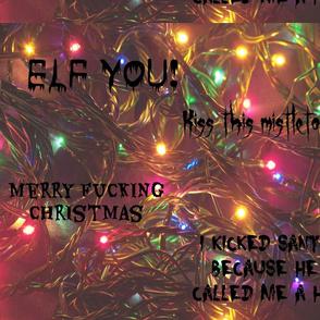 Mad at Christmas
