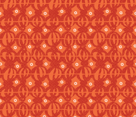 spider fabric by ottomanbrim on Spoonflower - custom fabric