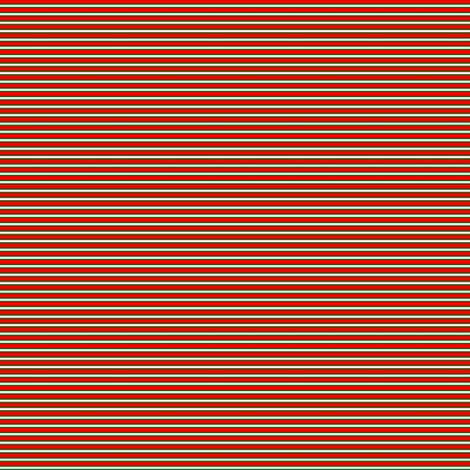 Christmas Candy Yo-Yo-Stripe_E fabric by pd_frasure on Spoonflower - custom fabric