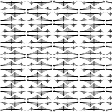 Bridge fabric by hmooreart on Spoonflower - custom fabric