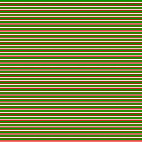 Christmas Candy Yo-Yo Stripe_F fabric by pd_frasure on Spoonflower - custom fabric