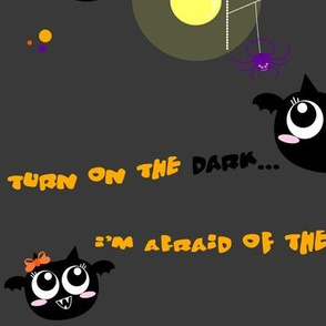 Baby Bat! - Halloween Fun -  © PinkSodaPop 4ComputerHeaven.com