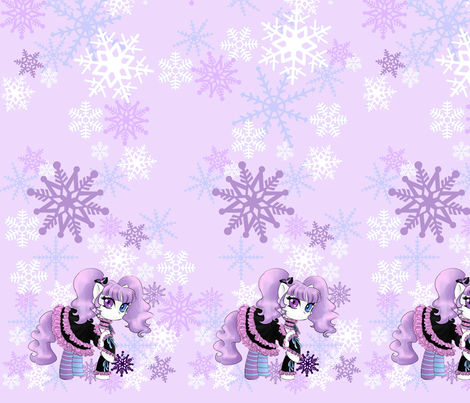 print_pony_final fabric by rocking_horse_prints_ on Spoonflower - custom fabric