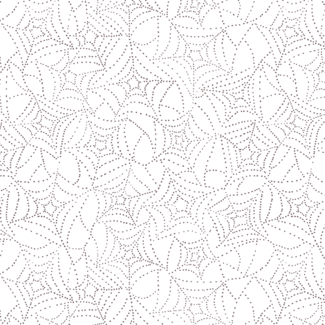 Spinning Webs fabric by leighr on Spoonflower - custom fabric