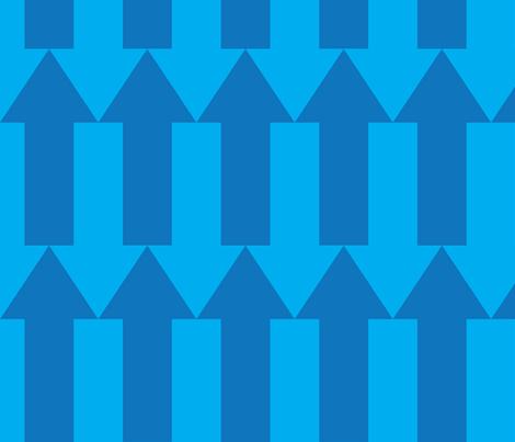 ArrowDesign fabric by kyle_stanley on Spoonflower - custom fabric