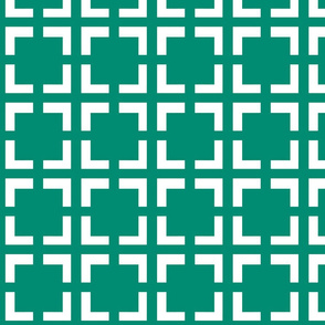 Moroccan Quad in Emerald