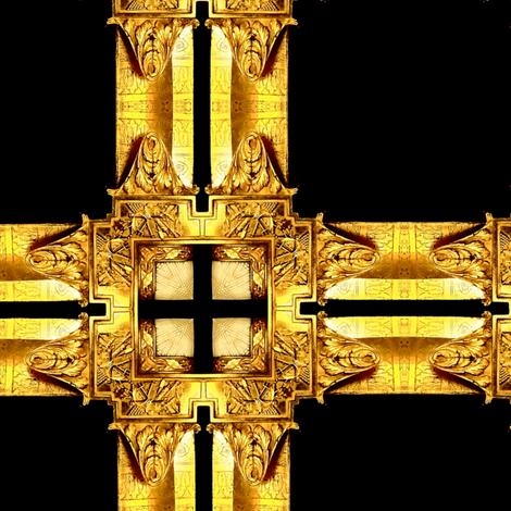 The Royal Conn fabric by nascustomlife on Spoonflower - custom fabric
