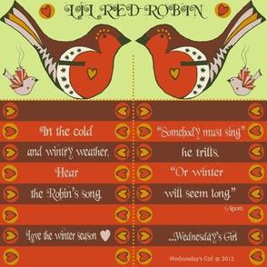 Lil Red Robin