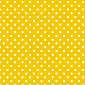 spots - golden