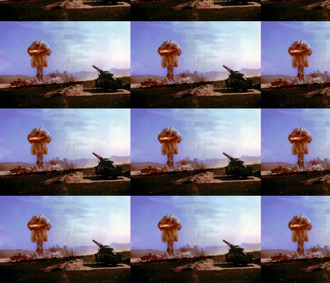bomb fabric by vinkeli on Spoonflower - custom fabric