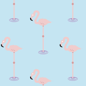 flamingo20x20