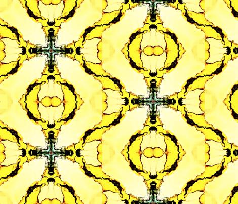 Lemonade fabric by nascustomlife on Spoonflower - custom fabric
