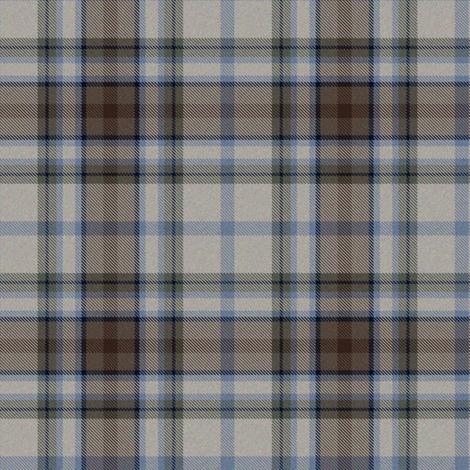 February Tartan fabric by moirarae on Spoonflower - custom fabric
