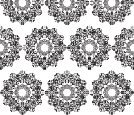 ringlets fabric by debjoseph on Spoonflower - custom fabric