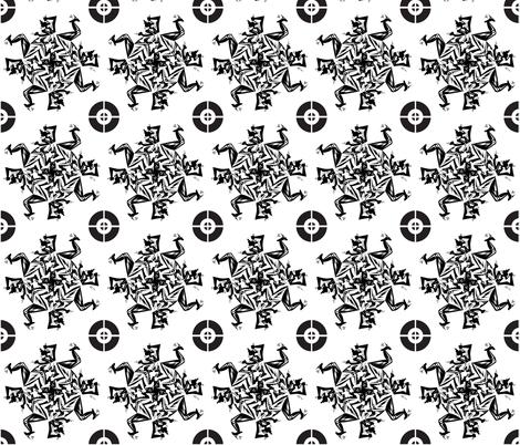 Daily Race fabric by debjoseph on Spoonflower - custom fabric