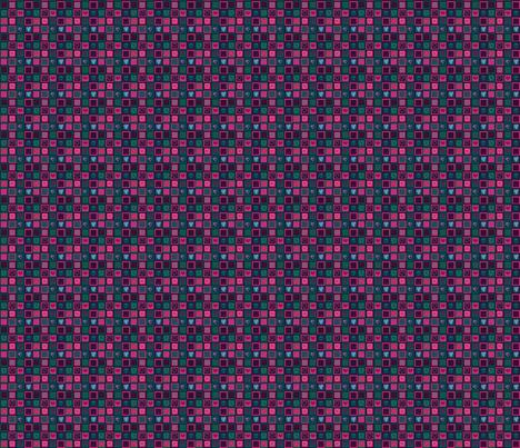Base Etoile-Coeurs fabric by manureva on Spoonflower - custom fabric