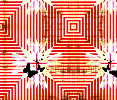 Daisy Day fabric by nascustomlife on Spoonflower - custom fabric