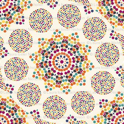 mosaic_round_pattern