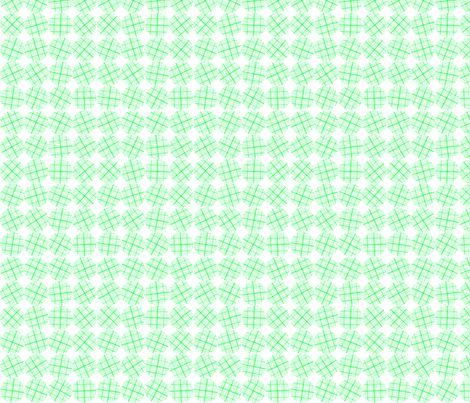 Circles fabric by lilbourny on Spoonflower - custom fabric