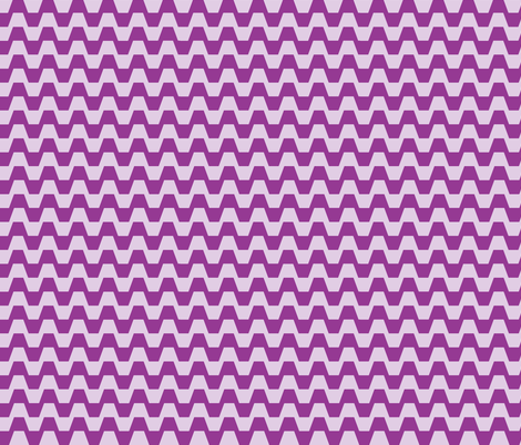 Trapezium in purple fabric by little_fish on Spoonflower - custom fabric