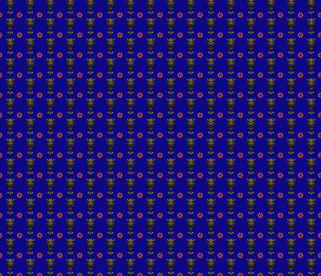 Hibou fabric by manureva on Spoonflower - custom fabric
