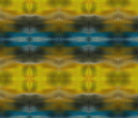 Reptile Skin 1 fabric by animotaxis on Spoonflower - custom fabric
