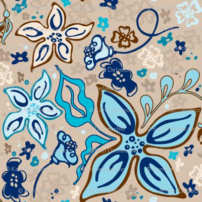 Fling Flowers