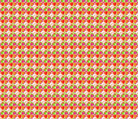 Printemps Bollywood fabric by manureva on Spoonflower - custom fabric