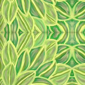Leaf-ed