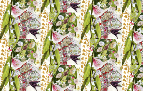 collage fabric by amberhards on Spoonflower - custom fabric