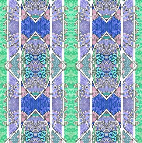 Twentieth Century Revisited fabric by edsel2084 on Spoonflower - custom fabric