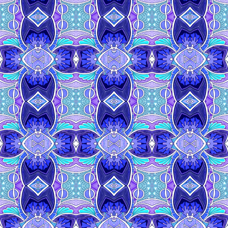 Flights of Fancy fabric by edsel2084 on Spoonflower - custom fabric