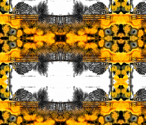 turf_in_gortnaminch_bogland_Listowel fabric by wendyb_photo_artist_&_graphic_designer on Spoonflower - custom fabric