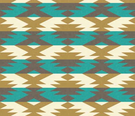 native_diamond fabric by holli_zollinger on Spoonflower - custom fabric