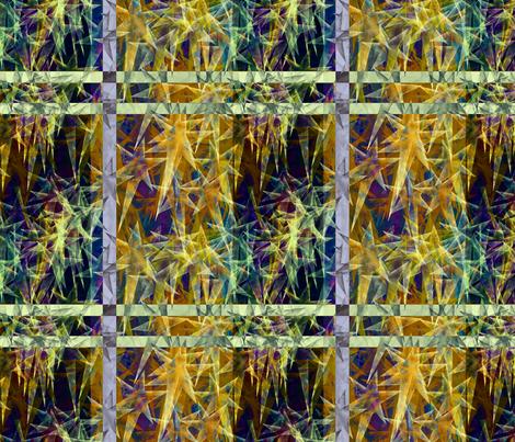 Stars of Bethlehem - With Theatrical Frenzy  fabric by wren_leyland on Spoonflower - custom fabric