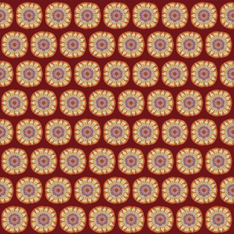 Winter_Flower_2___small_half-brick fabric by fireflower on Spoonflower - custom fabric
