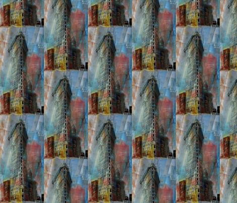 Flat_Iron-ed fabric by wsmahoney on Spoonflower - custom fabric