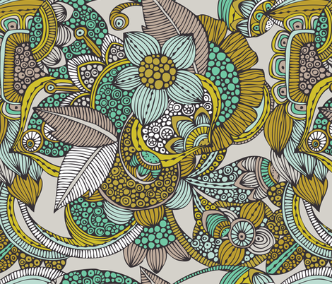 Stella fabric by valentinaharper on Spoonflower - custom fabric
