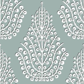 SPIRIT silver white