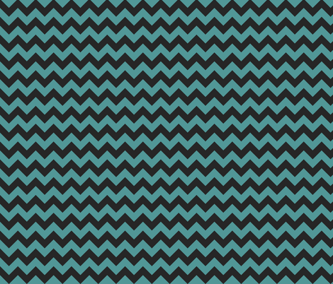 London Thames chevron fabric by scrummy on Spoonflower - custom fabric