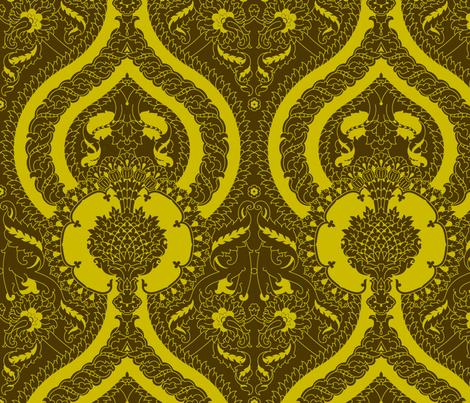 Serpentine 902d fabric by muhlenkott on Spoonflower - custom fabric