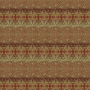tapestry-red-beige