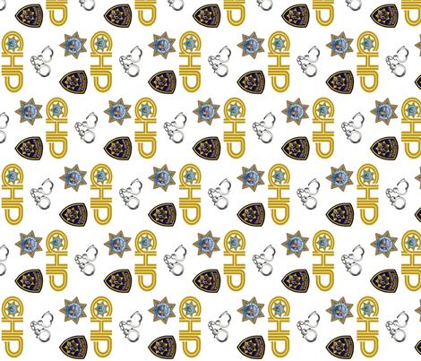 CHP Fabric By Porsche Ray fabric by porscheray on Spoonflower - custom fabric