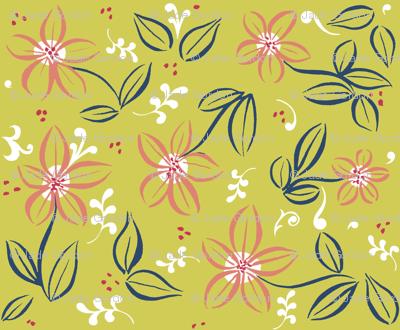 Flowery Coordinate