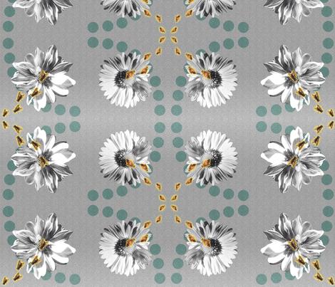 Cross pollination fabric by jammin on Spoonflower - custom fabric