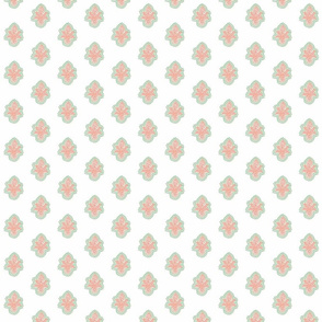 Double Blossom Cameo